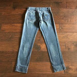 Miss Sixty Collection Binky Slim Straight Leg Jean